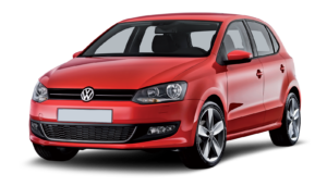Mietwagen VW Polo Autovermietung Red Line Rent a Car El Hierro