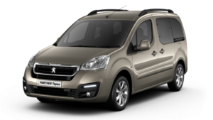 Peugeot Partner GPS - Red Line a Car - Car Rental.