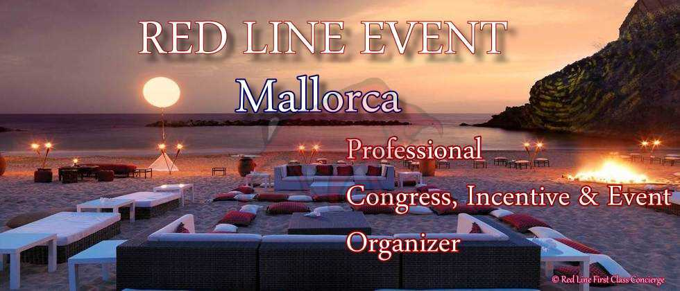 RED LINE   Event-Incentive-Congress-Agency Mallorca
